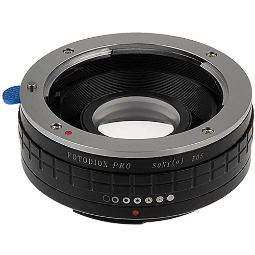 FotodioX Sony Alpha A-Mount DSLR Lens to Pro Canon EOS Lens Adapter