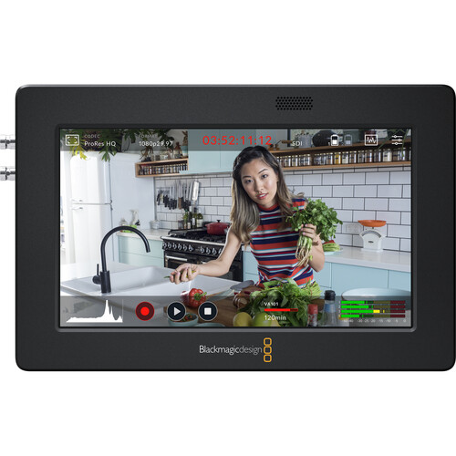 Blackmagic Video Assist 3 3 Firmware Update Released Webcam Support Cined