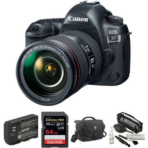 Compare Canon 5D Mark IV vs Canon 5DS R | B&H Photo