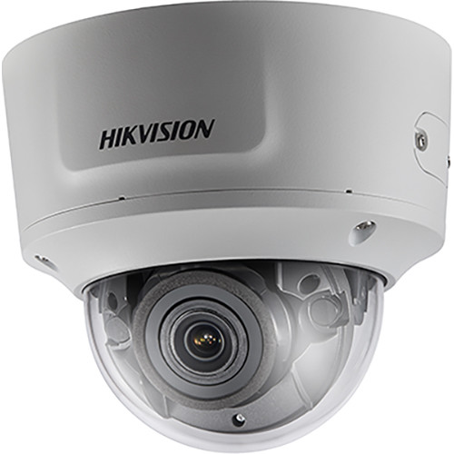 Compare Hikvision DarkFighter DS-2CD2785G0-IZS 8MP Outdoor
