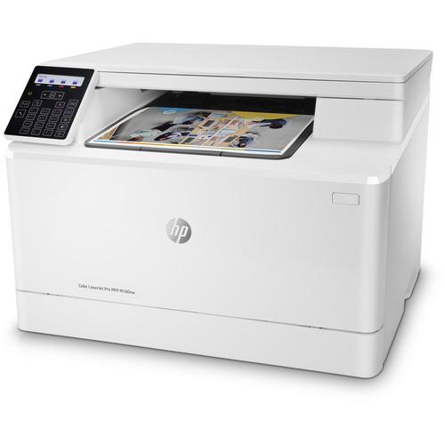 Compare HP LaserJet Pro MFP M180nw vs HP LaserJet Pro M281fdw