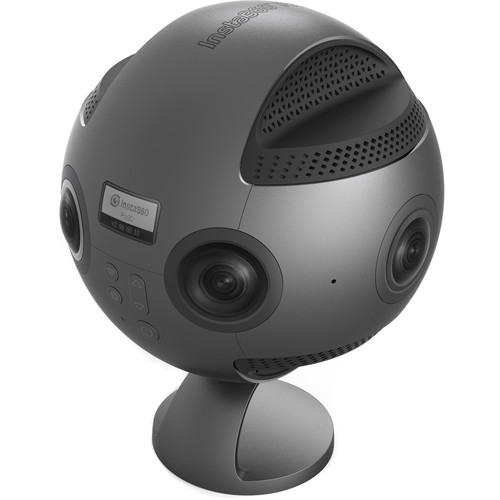 Insta360 Pro Camera - Now Certified for Google Maps