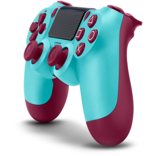 Sony DualShock 4 Wireless Controller (Berry Blue)