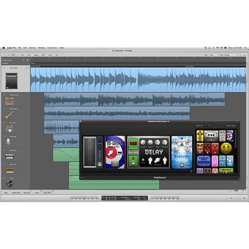 Apple Logic Studio - Music Production Suite MB799Z/A B&H Photo
