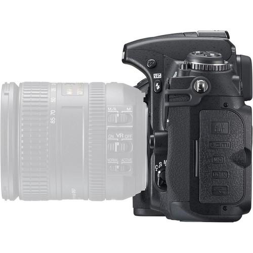 Compare Nikon D300s vs Nikon D7200 | B&H Photo