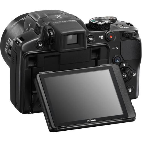 compare nikon p520 vs nikon p530 vs nikon p510 b h photo rh bhphotovideo com Nikon Coolpix S3500 Nikon Coolpix L820