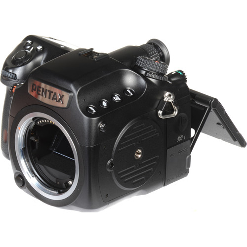 Pentax 645Z Medium Format DSLR Camera (Body Only)