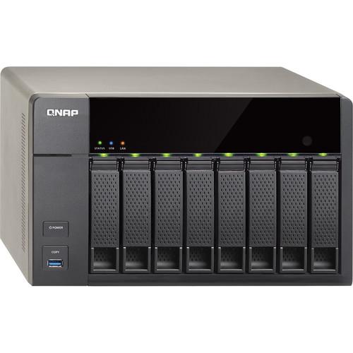 QNAP TS-851-4G 8-Bay Home and SOHO NAS Server TS-851-4G-US B&H