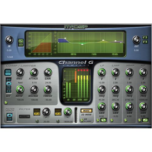 McDSP Everything Pack HD V5 Upgrade - Complete M-U-ERP-VP-V5 B&H