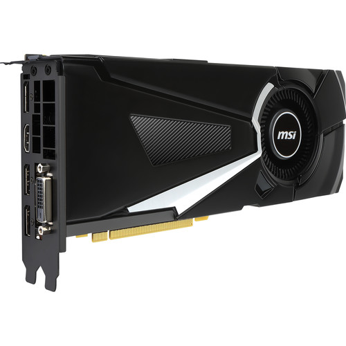 GeForce GTX 1070 AERO 8G OC Graphics Card