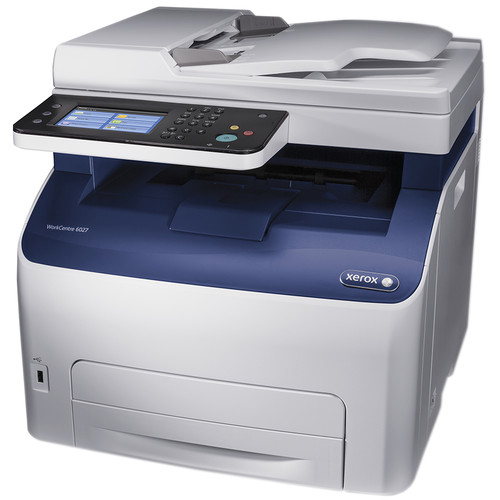 B&H Photo Video - Xerox Workcentre 6027 All-in-one Color Led