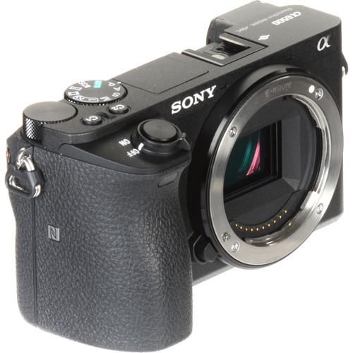 Alpha a6500 Mirrorless Digital Camera (Body Only)