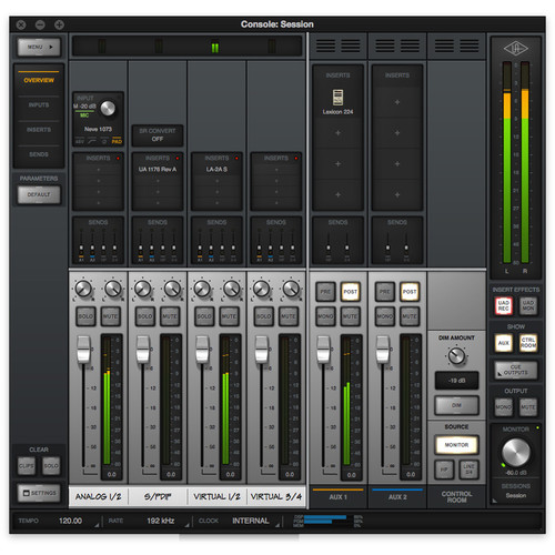 Apollo Twin MKII DUO Desktop Interface with Realtime UAD Processing for Mac  and Windows