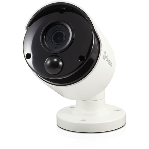 Pro Series 8-Channel 5MP DVR with 2TB HDD and 8 5MP Outdoor Bullet Cameras