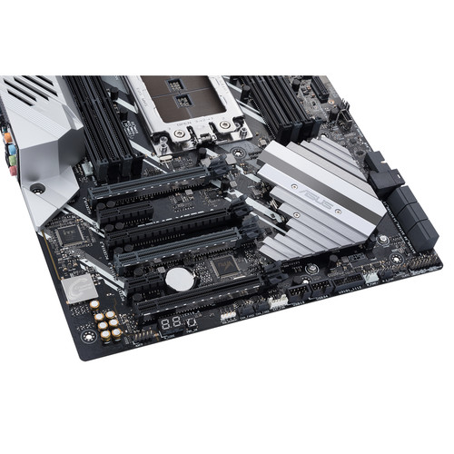Compare ASUS Prime X399-A TR4 Extended ATX Motherboard vs ASUS