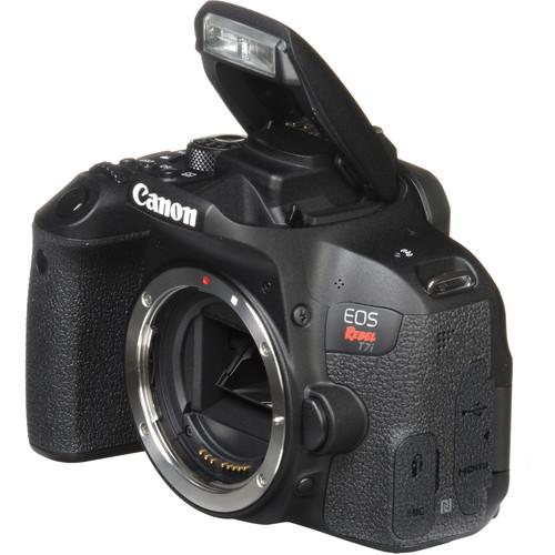 Compare Canon Rebel T7i Vs Nikon D5600 Vs Sony A6300 Bh