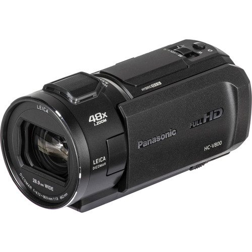 HC-V760 HC-V800 HC-V770 HC-V800K HC-V785 Battery Pack for Panasonic HC-V750 HC-V808 Full HD Camcorder