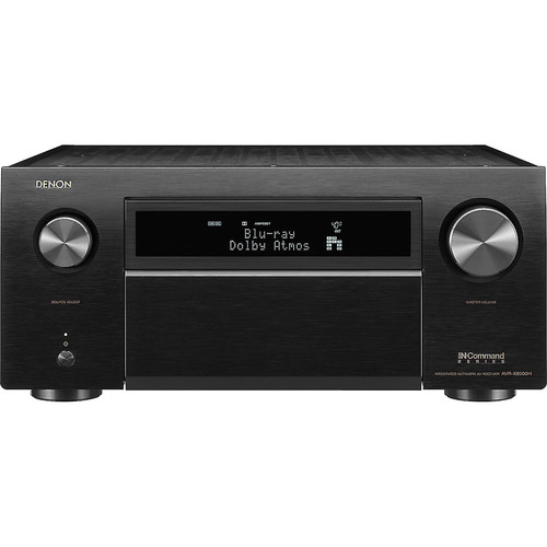Compare Denon Avr X8500h 132 Channel Network A V Receiver