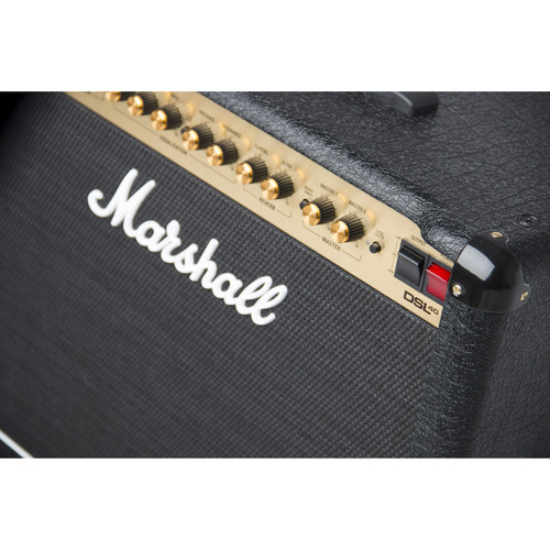 Compare Marshall Amplification DSL40C 2-Channel Valve Combo