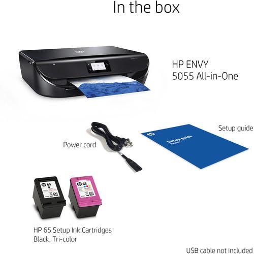 ENVY Photo 5055 All-in-One Inkjet Printer