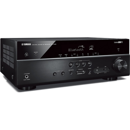 Compare Yamaha RX-V485 5 1-Channel MusicCast A V Receiver vs