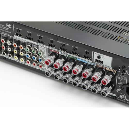 Compare Marantz NR1609 7 2-Channel Network A V Receiver vs Denon AVR