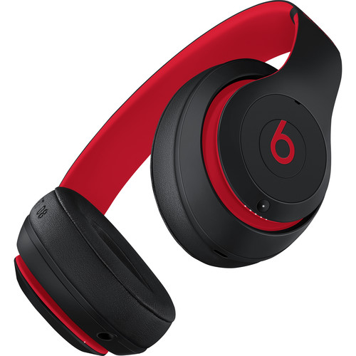 67361cc1a6e Compare Beats by Dr. Dre Powerbeats3 Wireless Earphones Siren Red vs Beats  by Dr. Dre Studio3 Wireless Bluetooth Headphones Defiant Black Red Decade  ...