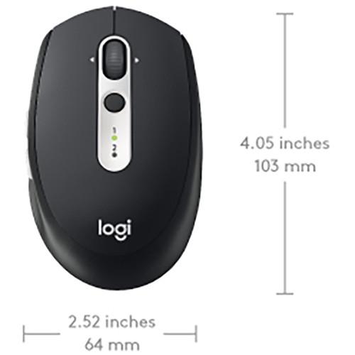 f10428a38c0 Compare Logitech M535 Bluetooth Mouse Black vs Logitech Multi-Device  Wireless Mouse Graphite