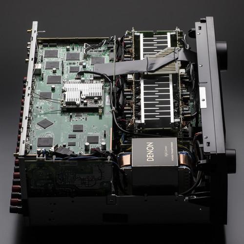 Compare Denon AVR-X4500H 9 2-Channel Network A V Receiver vs