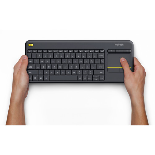 B&H Photo Video - Replacement For Logitech K400 Plus | B&h