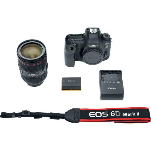 Compare Canon 6D Mark II vs Canon 60D vs Canon 5D Mark III