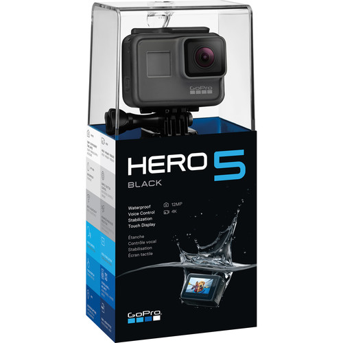 Compare Nilox Evo 4k Action Camera Vs Gopro Hero5 Black B H