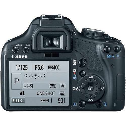 Released latest firmware for EOS 50D and EOS 500D/Rebel T1i