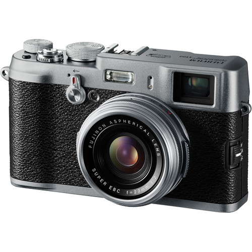 Fujifilm  Finepix X100 Digital Camera  16128244 B&H Photo Video