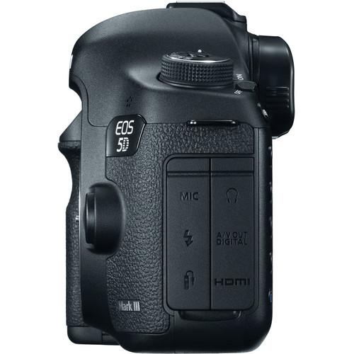 Canon 5D Mark III - Side