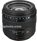 Panasonic 25mm f/1.4 Leica D Lens for Four Thirds System