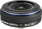 Olympus 25mm f/2.8 ED Zuiko Lens for Olympus Digital & Four Thirds System