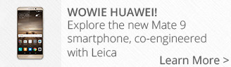 Learn More About the Huawei Mate 9