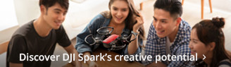 Learn About the DJI Spark Mini Drone