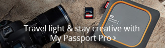 Learn More About the My Passport Pro