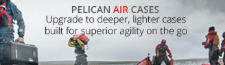 Learn More About Pelican Air Cases
