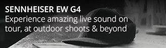Sennheiser - G4 Series, Learn more!