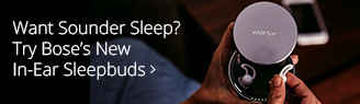 Learn more about Bose Sleepbuds