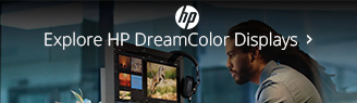 HP DreamColor Displays - Learn More