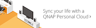Learn More About QNAP Personal Cloud