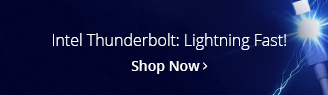 Shop Items Featuring Intel Thunderbolt
