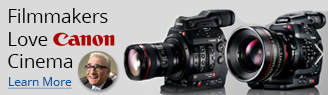 Learn Why Filmmakers Choose Canon EOS