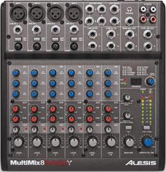 ALESIS MULTIMIX-8 FW