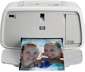 Photosmart A440 Docking Printer