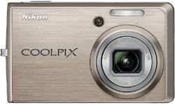 Nikon CoolPixS600